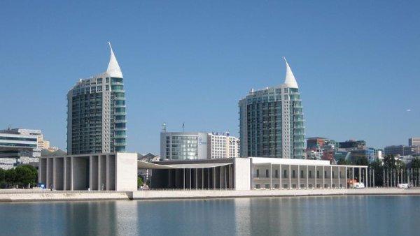 Álvaro Siza - Pavilhão de Portugal na Expo98, Lisboa, Portugal - 1994-1998 - Foto1 Pedro Rosário