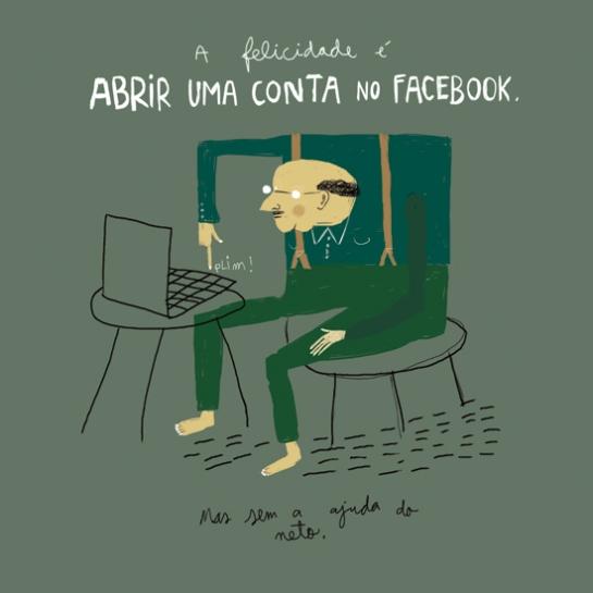 Ilustrada por Afonso Cruz