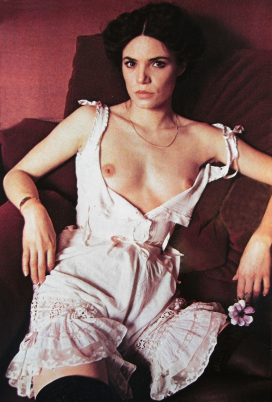 Barbara Magnolfi, L'Expresso, 1977