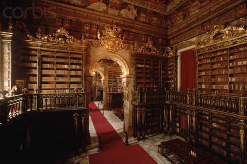 Joanina Library, Coimbra