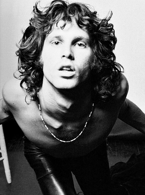 Jim Morrison photographed by Joel Brodsky, NYC, 1967.