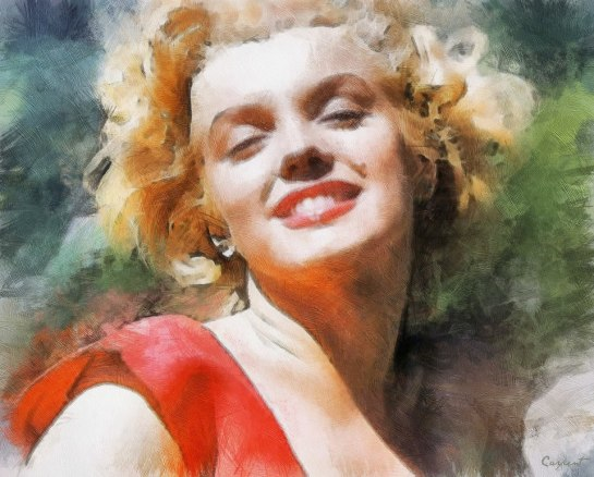 MARILYN MONROE'S UNFORGETTABLE