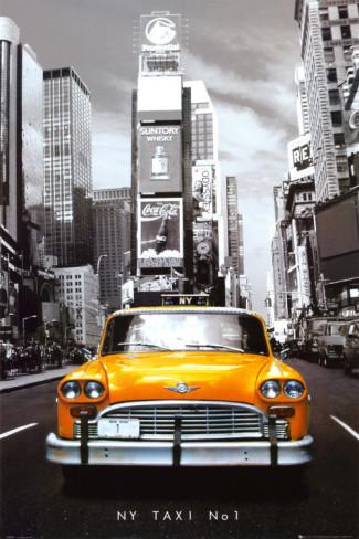 new-york-taxi-no-1