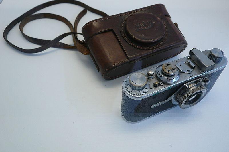 A primeira câmera Leica de Henri Cartier-Bresson