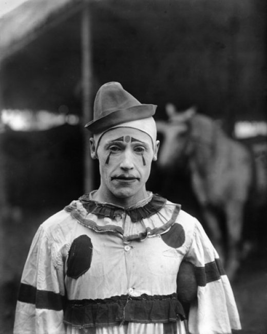 F. W. Glasier, Circus Photography 1902