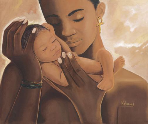 Mothers Love by kolongi