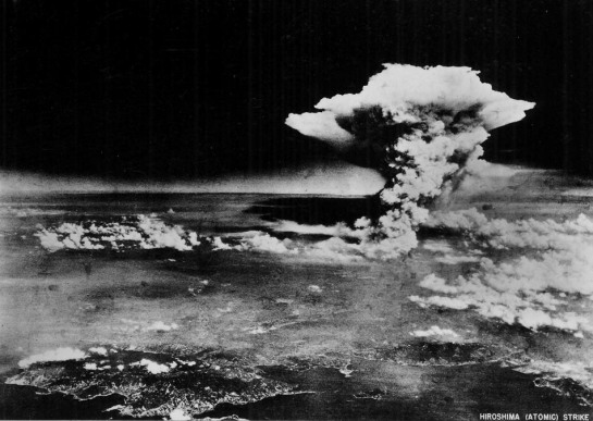 ANIVERSARIO DEL LANZAMIENTO DE LA BOMBA ATÓMICA SOBRE HIROSHIMA Y NAGASAKI