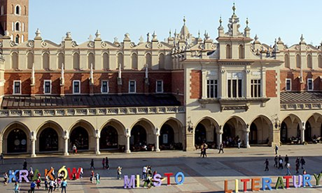 Krakow, Unesco City of Literature