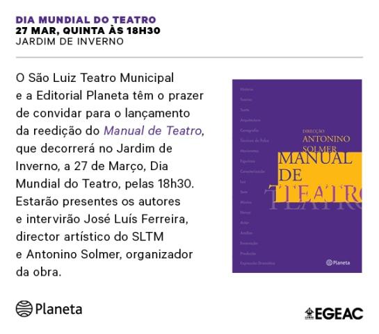 Dia mundial teatro