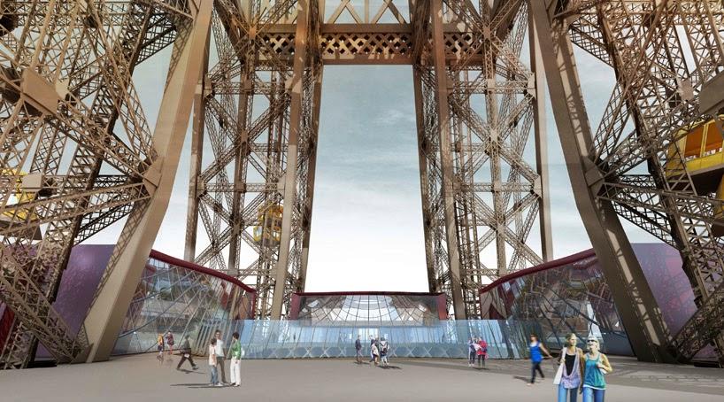 projecto torre eiffel 1