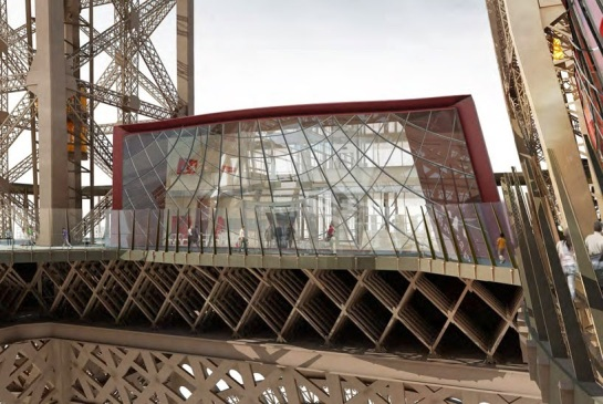 projecto torre eiffel 3