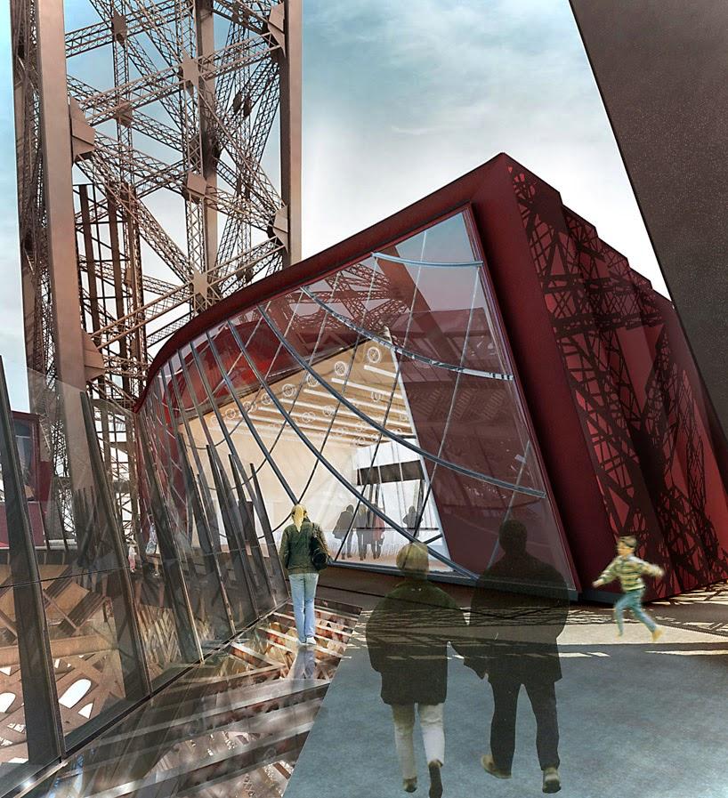 projecto torre eiffel 4