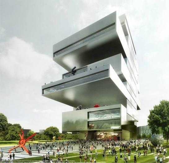 Centro Nacional de Arte Contemporânea de Moscovo