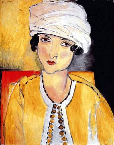 Lorette with Turban - Matisse