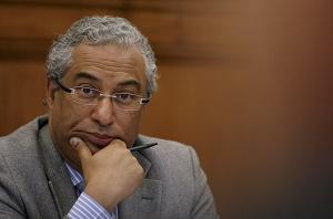 António Costa na Comissão Parlamentar das Obras Públicas
